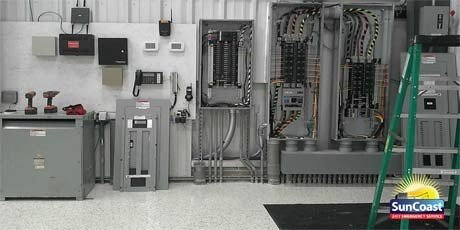 Suncoast Electric and Air - Commercial
