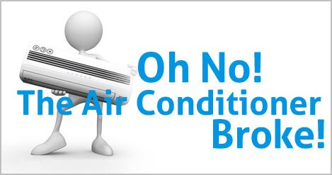 Air Conditioning Breaking Down