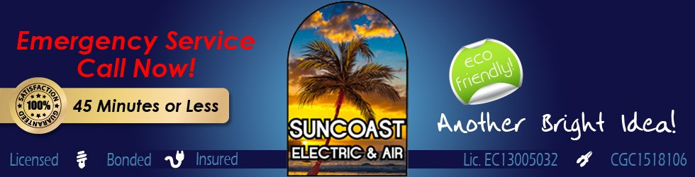 Suncoast Electric & Air