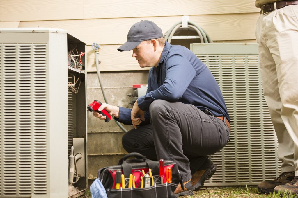 Some common air condition repairs should be addressed professionally.